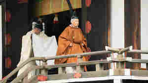 Japanese Emperor Akihito Abdicates Throne; Crown Prince To Ascend