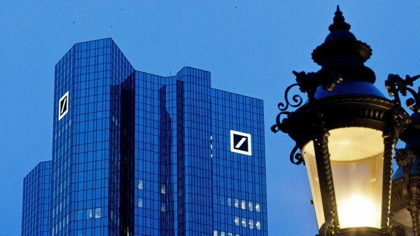 President Trump is suing Deutsche Bank, as well as Capital One, in attempt to block the banks from responding to subpoenas from two House panels seeking personal financial documents related to the president, his family and his company.