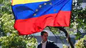Juan Guaidó Says 'The Moment Is Now!' To Remove Maduro, Sparking Clashes In Venezuela