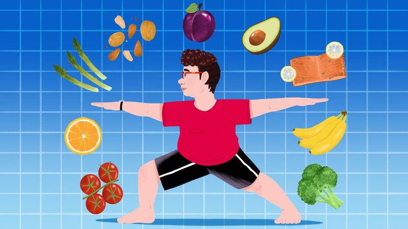 Biology's A B*tch: 5 Reasons It's So Hard To Keep Weight Off : NPR
