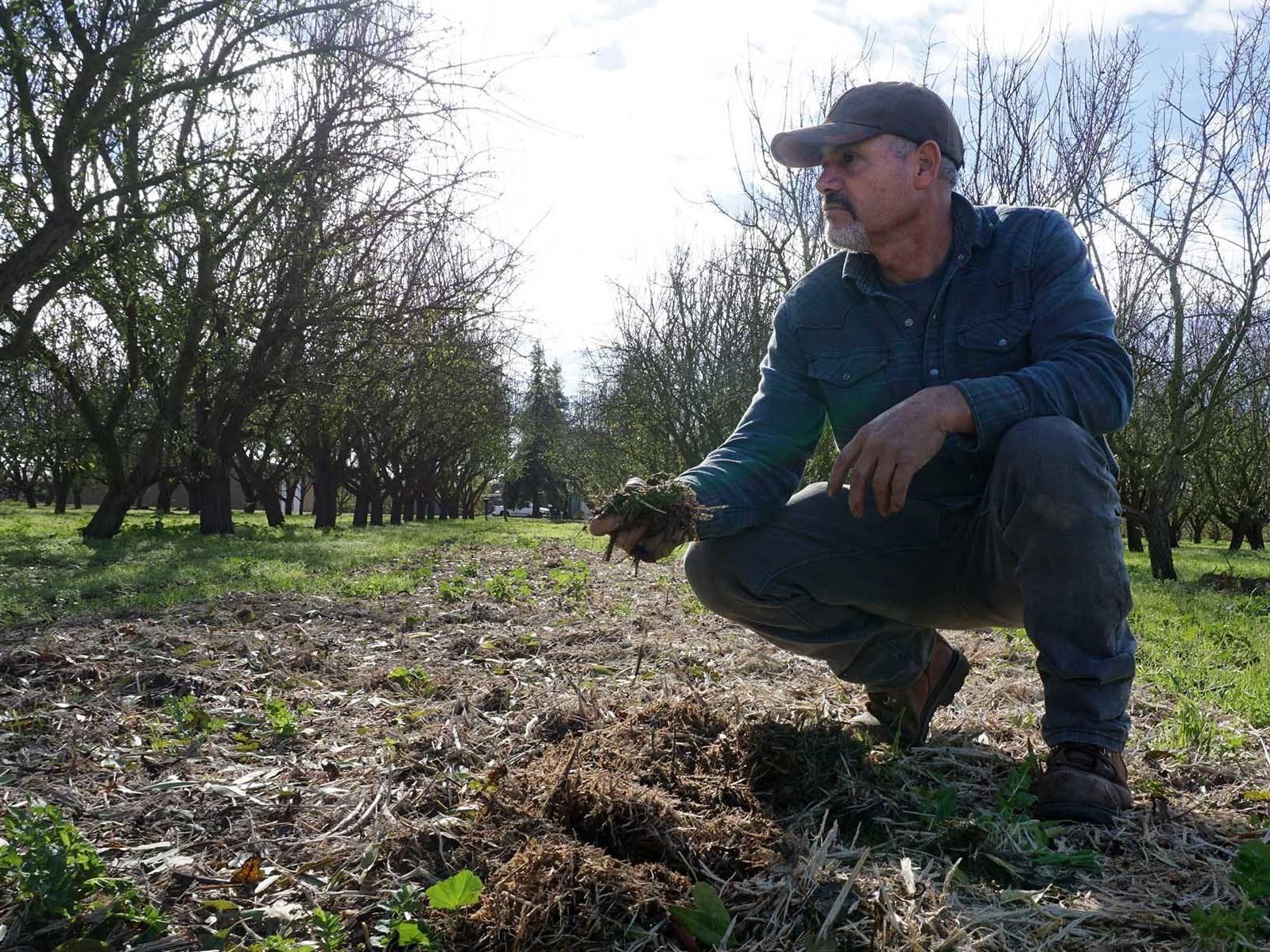 California's Latest Weapon Against Climate Change Is Low-Tech Farm Soil