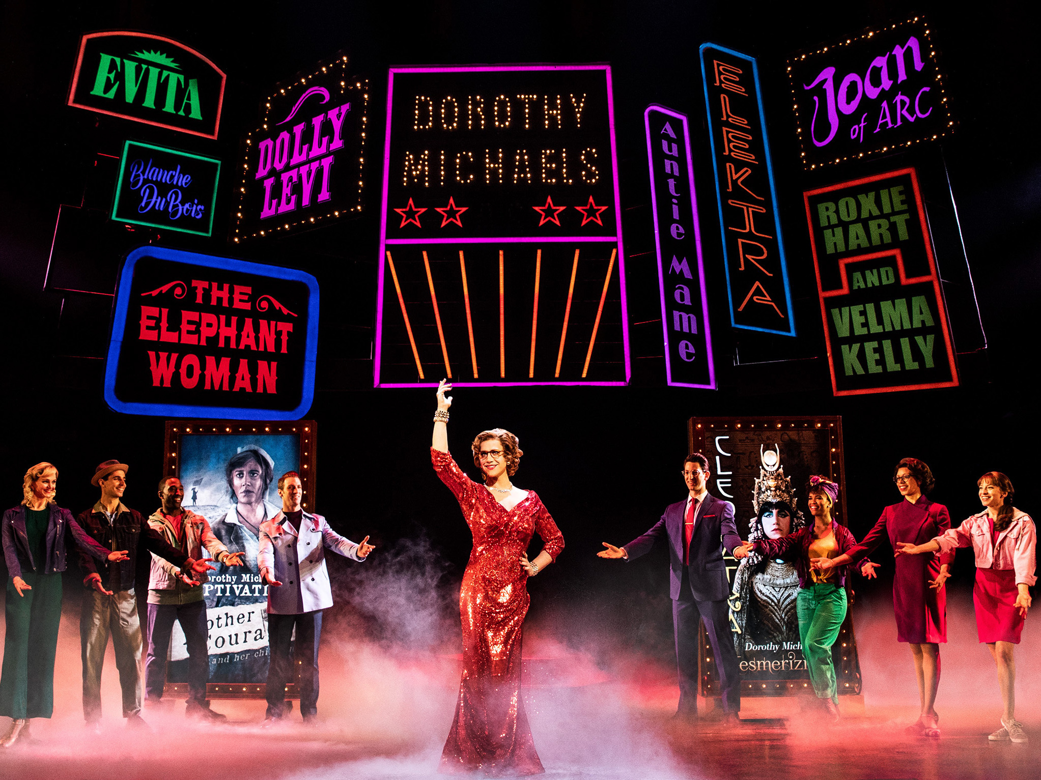 Tony Awards Nominations 2019: 'Hadestown' And 'Ain't Too Proud' Lead The Count