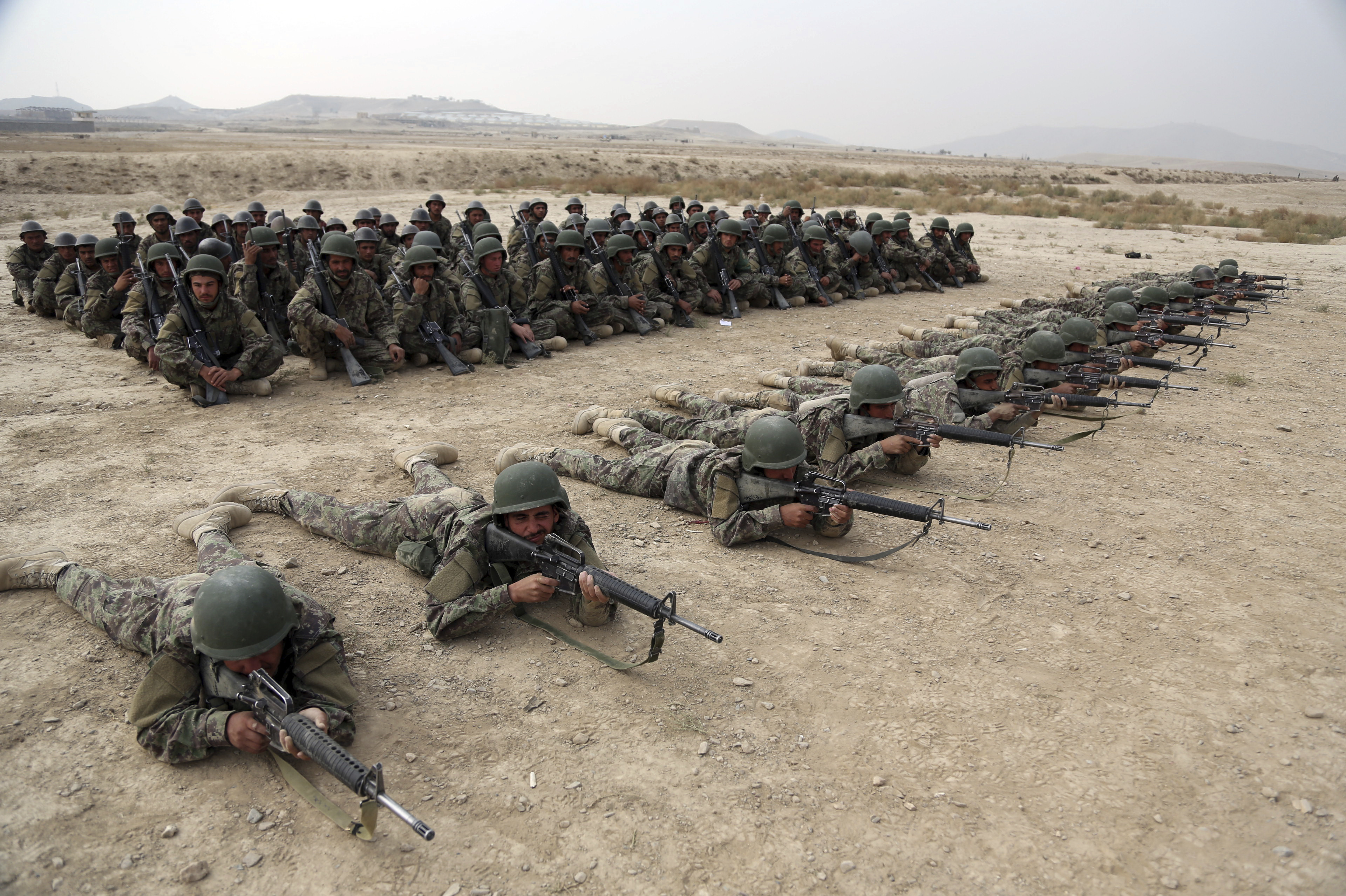 The U.S. Public Will No Longer Have A Key Data Point About Afghanistan War