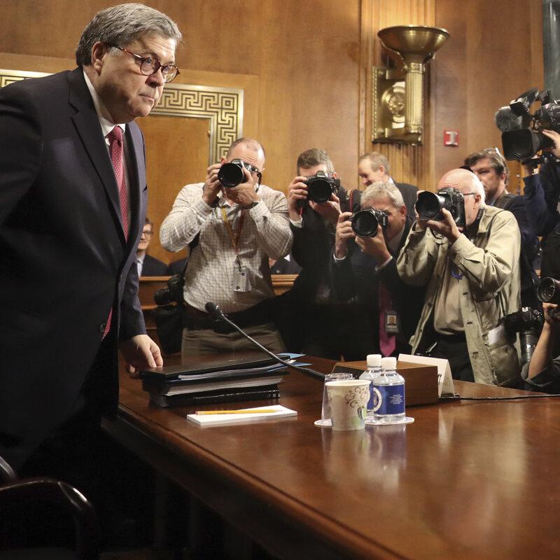 William Barr Is Investigating Russia Investigation: What