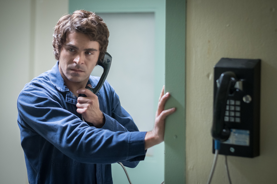 <em>Extremely Wicked, Shockingly Evil and Vile </em>casts Zac Efron — former star of <em></em>the <em>High School Musical </em><em></em>franchise — as serial killer Ted Bundy. (Brian Douglas/Netflix)