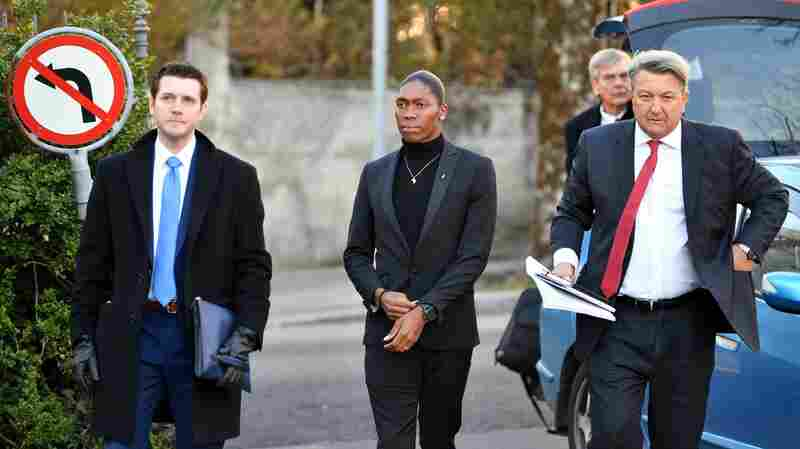 Court Rules Against Caster Semenya, Says She Must Lower Testosterone To Compete