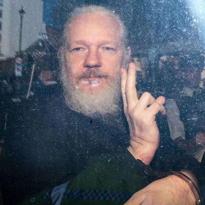 WikiLeaks' Julian Assange Begins A Battle To Fight Extradition To