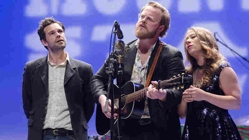 The Lone Bellow On Mountain Stage