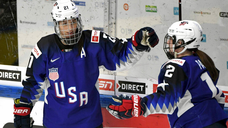 200 Women Hockey Players Vow To Sit Out Pro Games In North America Npr