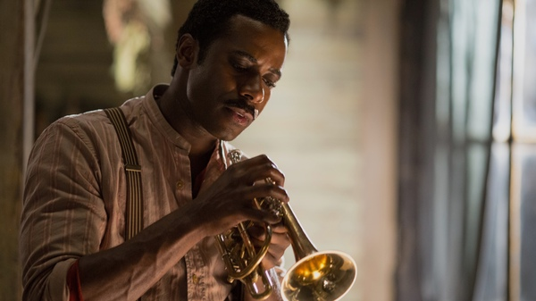 "Gary Carr stars as Charles ""Buddy"" Bolden in the jazz biopic Bolden: Where The Music Began, in theaters Friday."