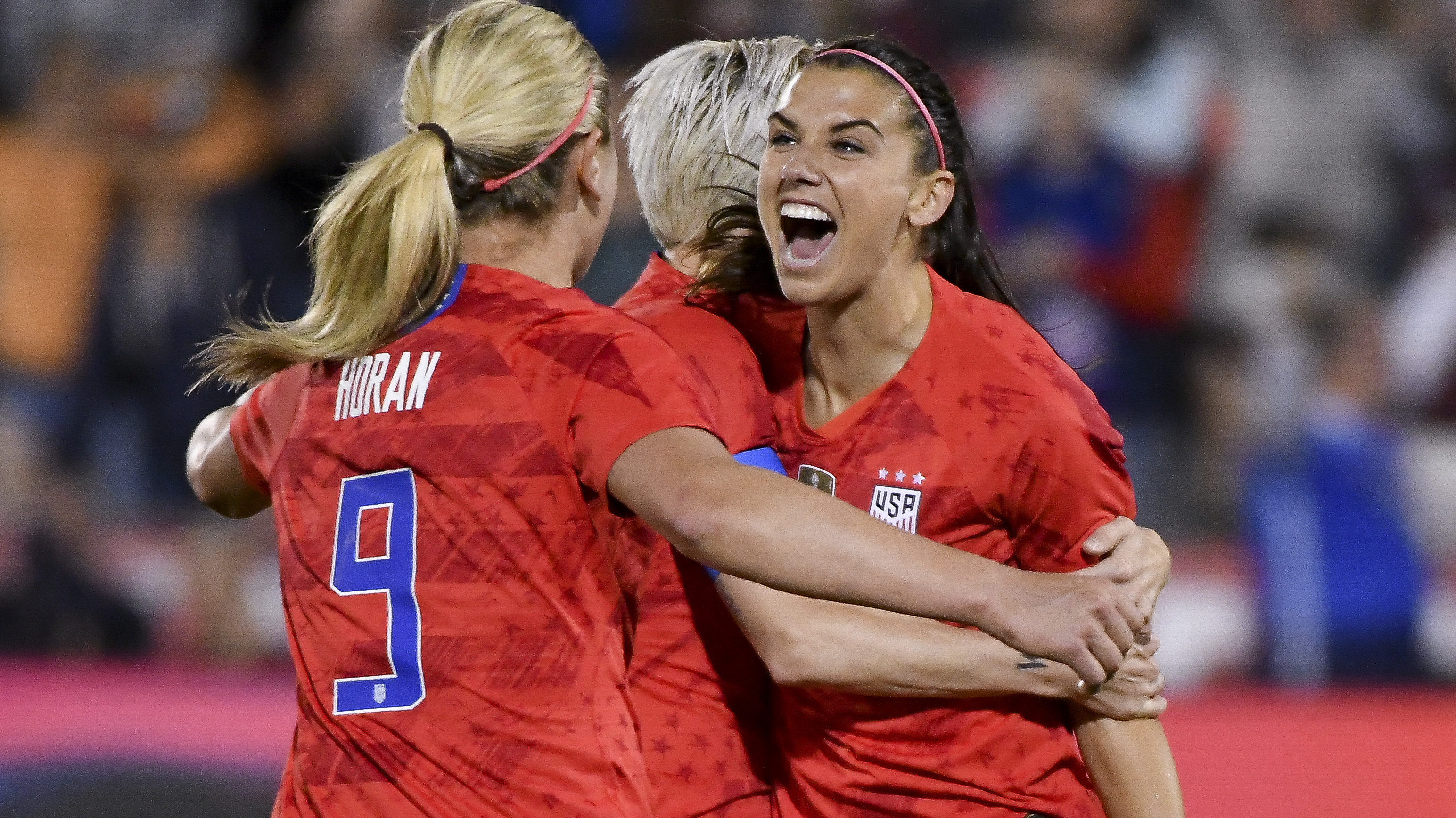 9f6ac3d7f U.S. Soccer Unveils Roster For Women s World Cup