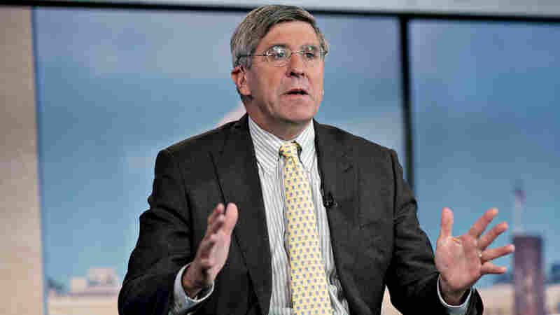 Trump Says Stephen Moore No Longer Being Considered For Fed Post