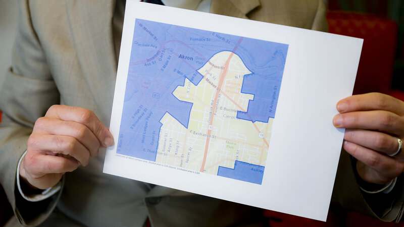 Federal Court Throws Out Ohio S Congressional Map Npr