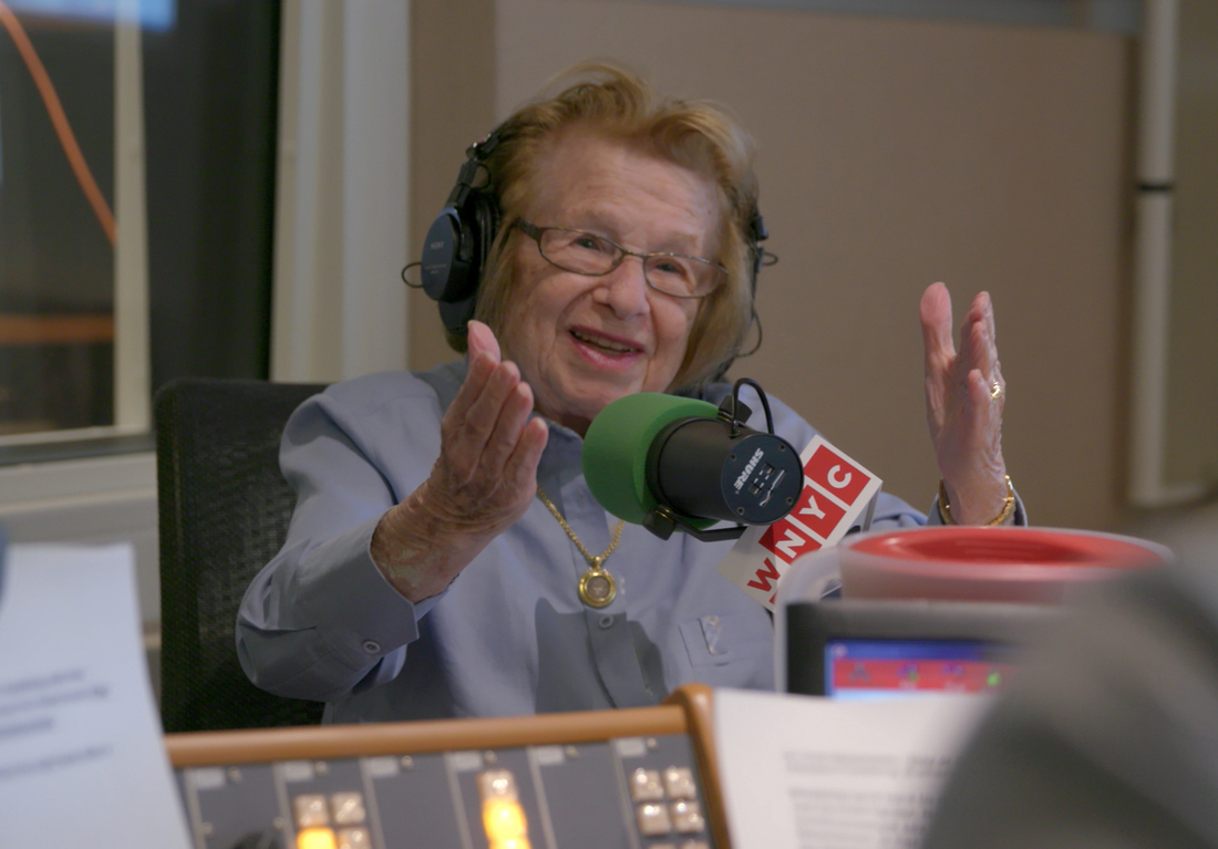 In New Hulu Documentary, Dr. Ruth Talks About Herself For