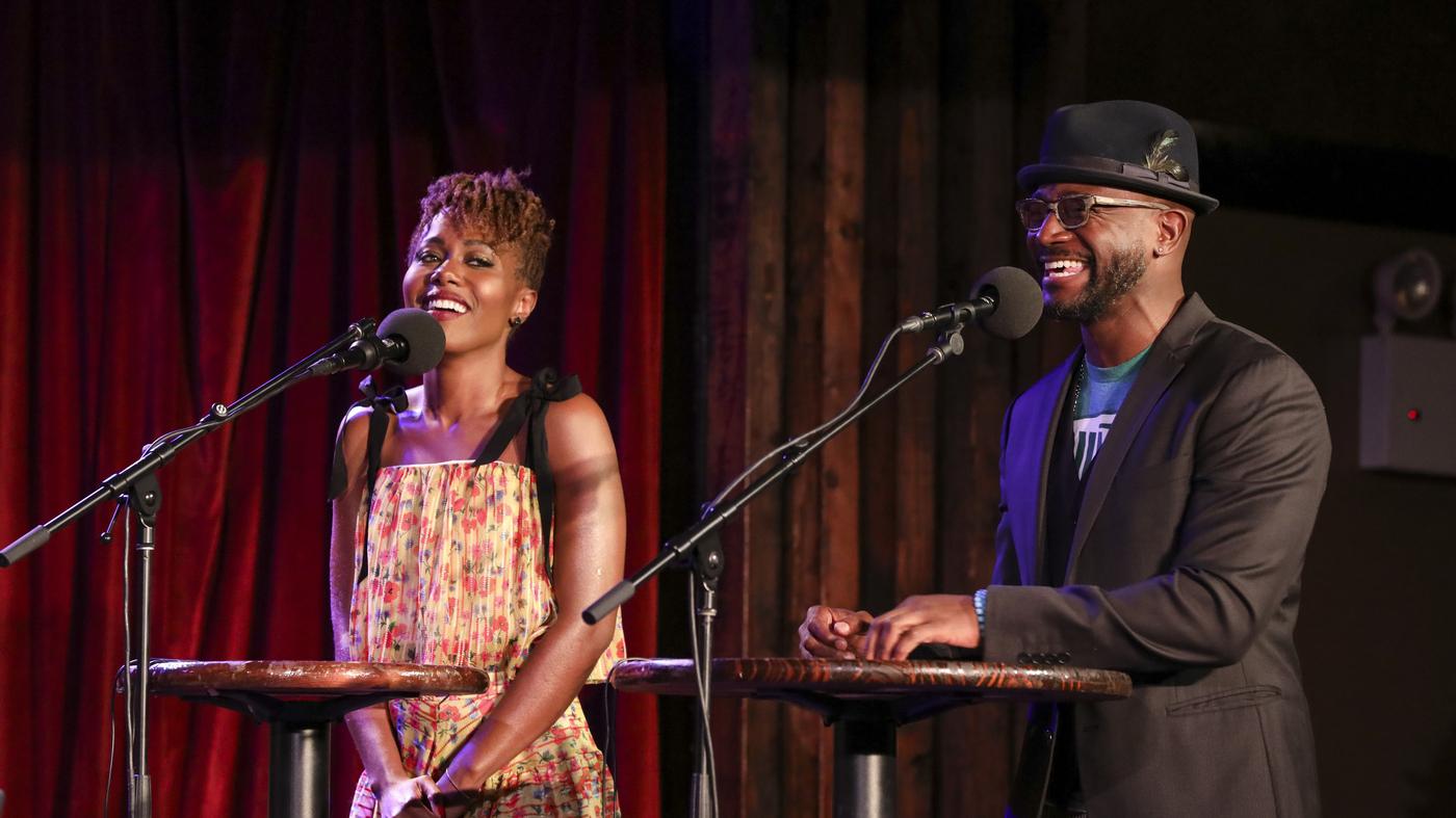 DeWanda Wise And Taye Diggs: She's Gotta Get Her Groove Back