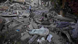 Netanyahu Orders Continued Pounding In Gaza As 600 Rockets Fired Into Israel