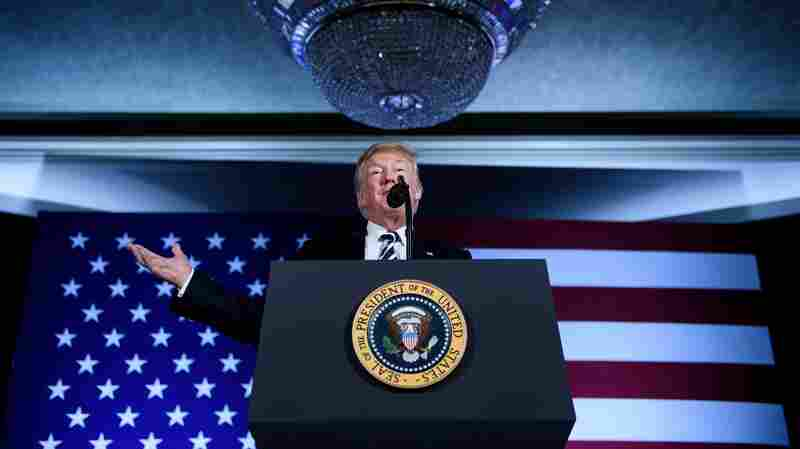 For 2020, Trump Campaign Woos Big Donors Who Spurned It In 2016