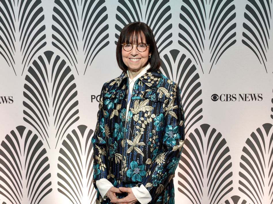 Susan Zirinsky, president of CBS News, hosts the CBS News and Politico 2019 White House Correspondents' Dinner Pre-Party at the Washington Hilton in April. (Shannon Finney/Getty Images)
