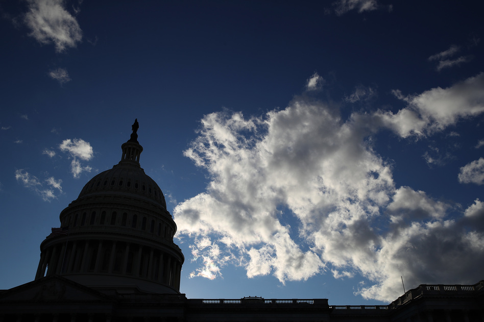 House Democrats have passed a bill to end the secrecy shielding donors behind unregulated dark money contributions. (Win McNamee/Getty Images)