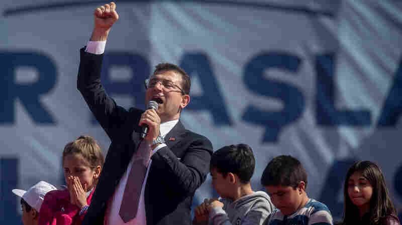 Opposition Candidate's Victory Tossed Out In Istanbul Mayor's Race