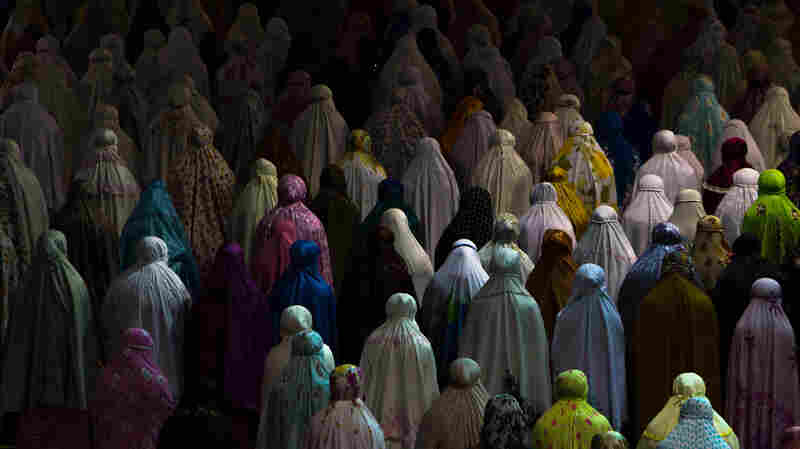 Where Does Religion Come From? One Researcher Points To 'Cultural' Evolution