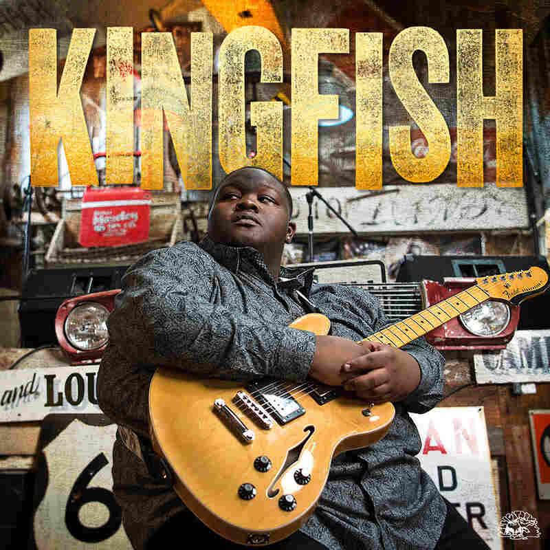 "Christone ""Kingfish"" Ingram, Kingfish."