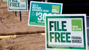 H&R Block, TurboTax Accused Of Obstructing Access To Free Tax Filing