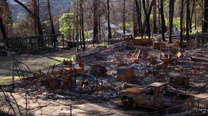 More Than 1,000 Families Still Searching For Homes 6 Months After The Camp Fire