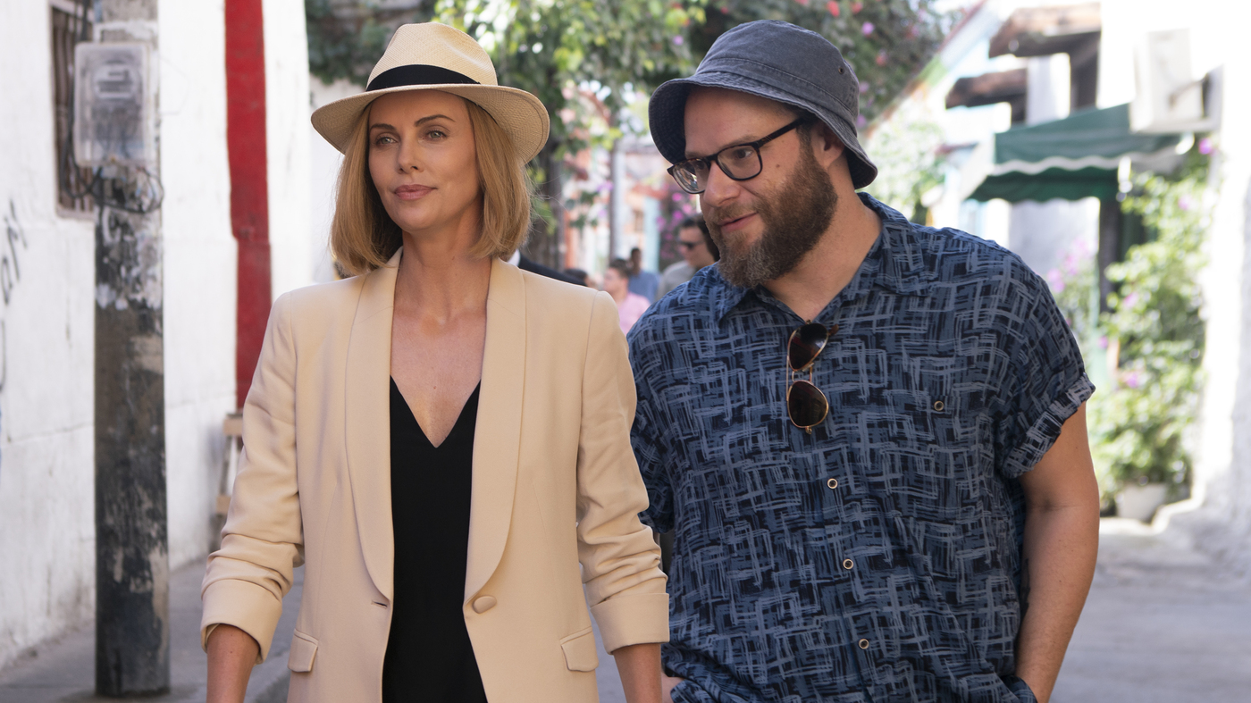 Long Shot: Charlize Theron And Seth Rogen Mix Romance And Politics