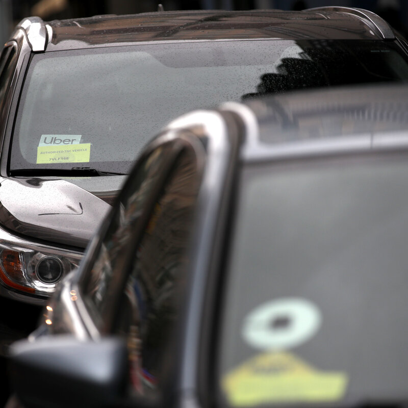 Uber IPO: Is The Company Really Worth $90 Billion? : NPR