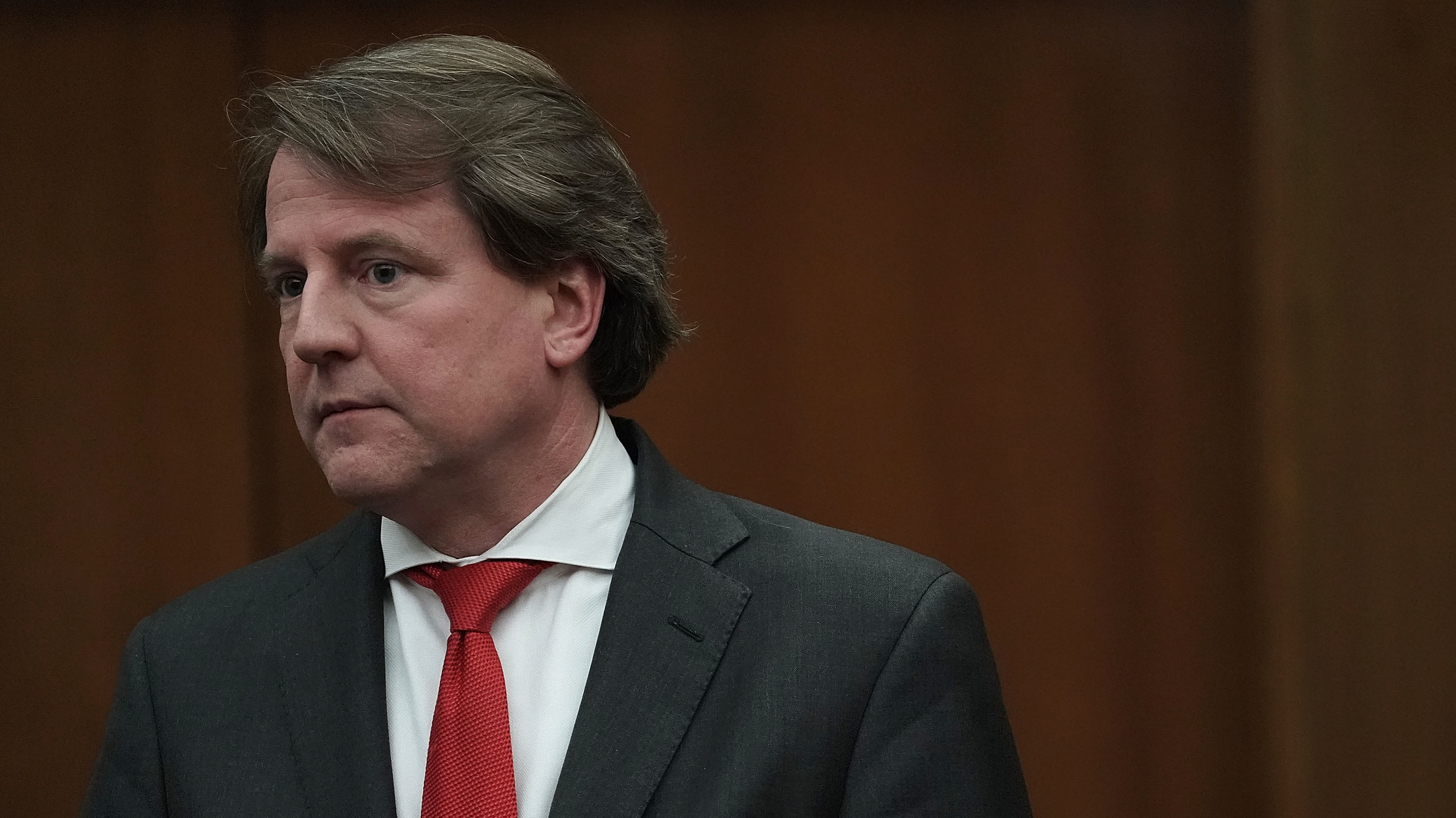White House 'Directed' Ex-Counsel McGahn Not To Comply With Congressional Subpoena