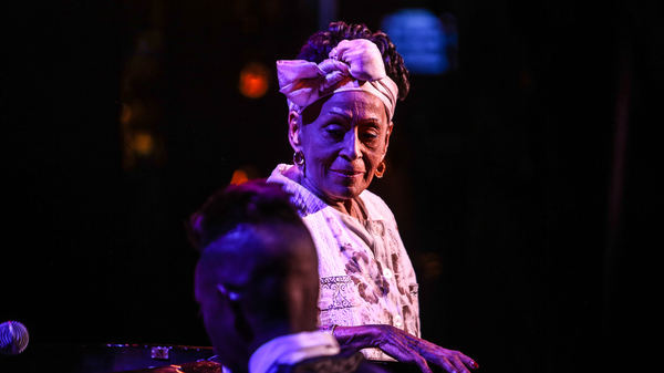Legendary Cuban vocalist Omara Portuondo is on our playlist this week.