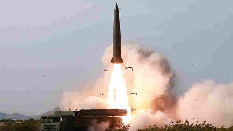 North Korea's Newest Missile Appears Similar To Advanced Russian Design