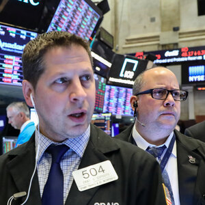 Stock Markets In Turmoil Amid Uncertainty Over U.S.-China Trade Talks