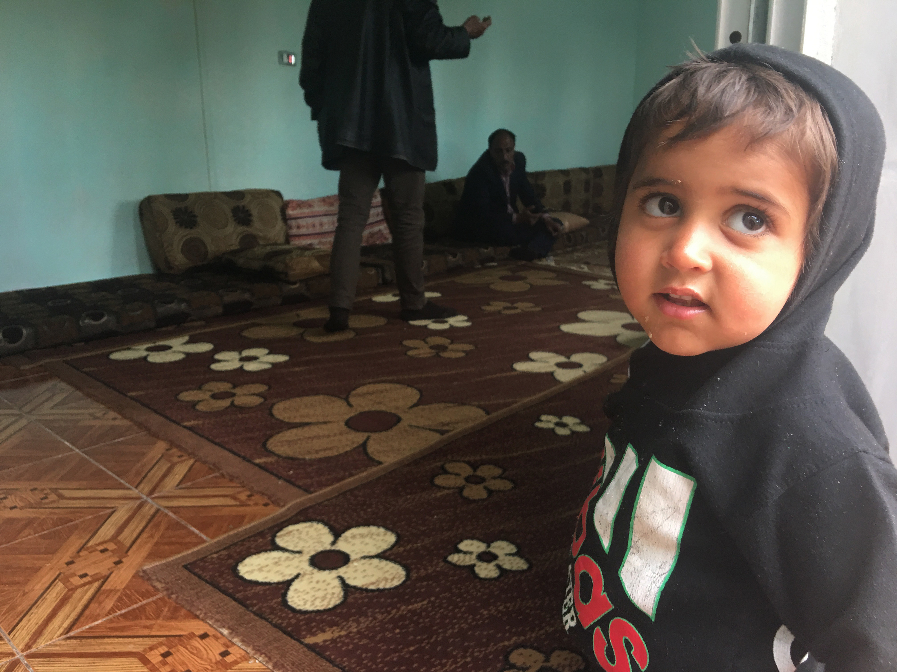Freed From ISIS, Yazidi Mothers Face Wrenching Choice: Abandon Kids Or Never Go Home