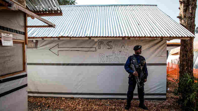 Threats By Text, A Mob Outside The Door: What Health Workers Face In The Ebola Zone