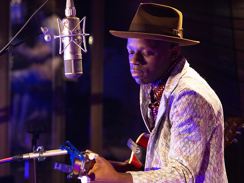 Watch J.S. Ondara Perform 'Saying Goodbye' Live