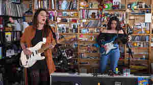 Ohmme: Tiny Desk Concert