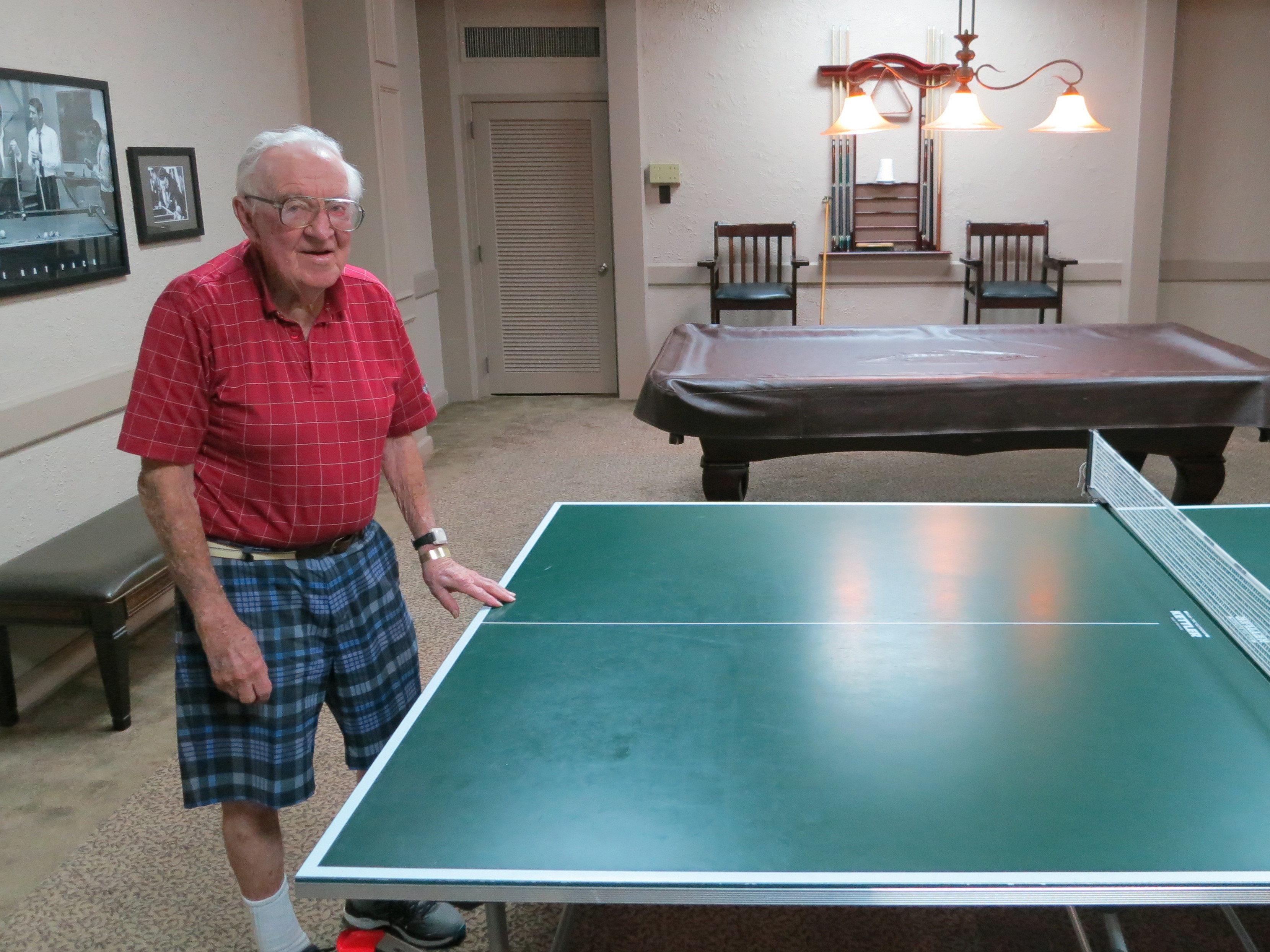 These days, at age 99, Stevens plays table tennis and golf. His new book, The Making of a Justice, publishes on Tuesday.
