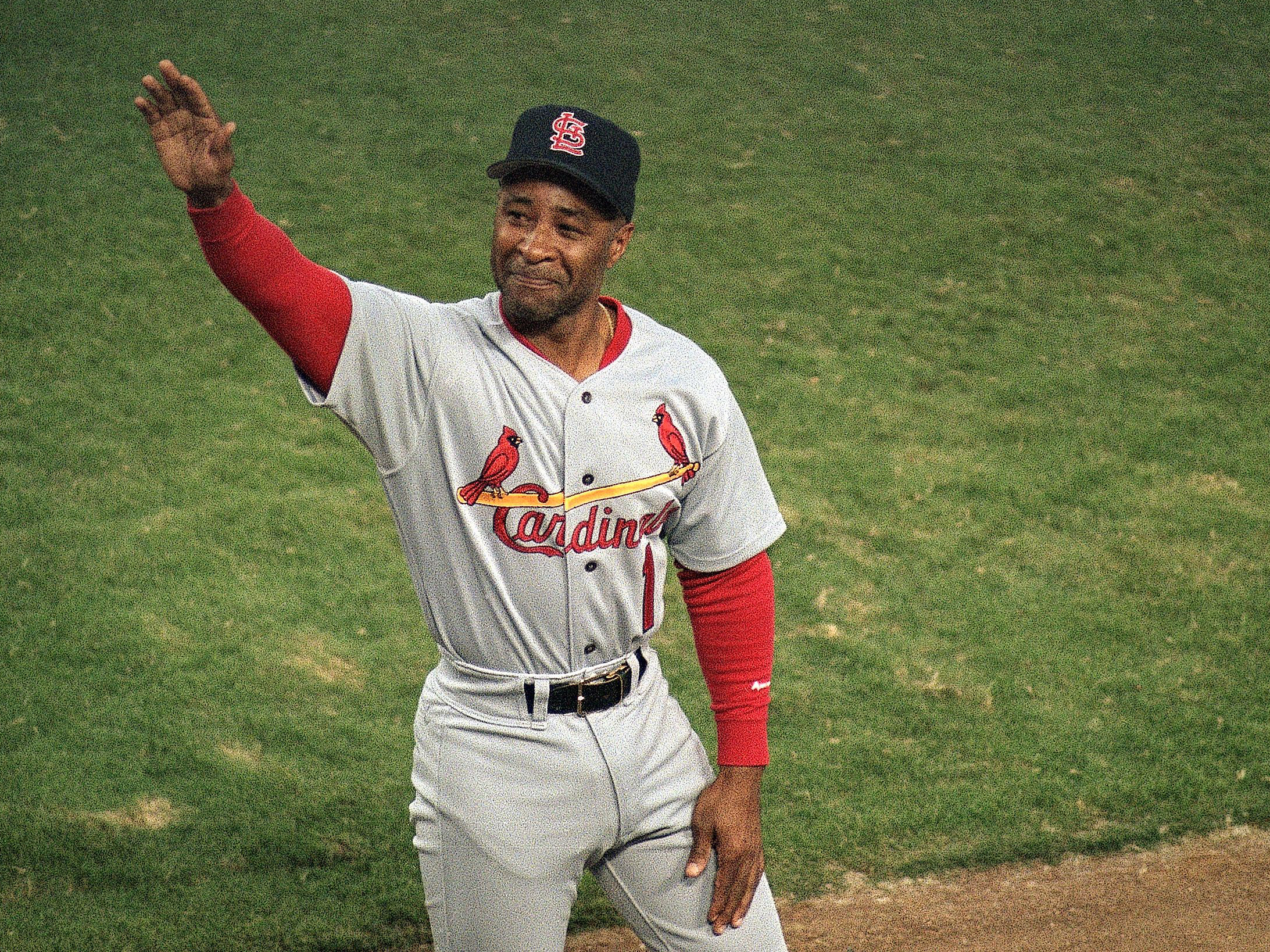 Not My Job: We Quiz Baseball Great Ozzie Smith On 'The Wizard Of Oz'