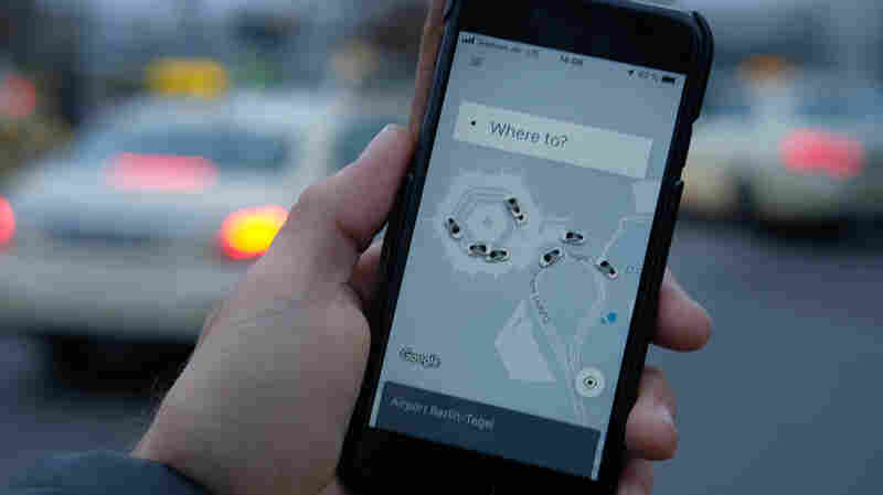 Uber's Stock Dips After Highly Anticipated Initial Public Offering