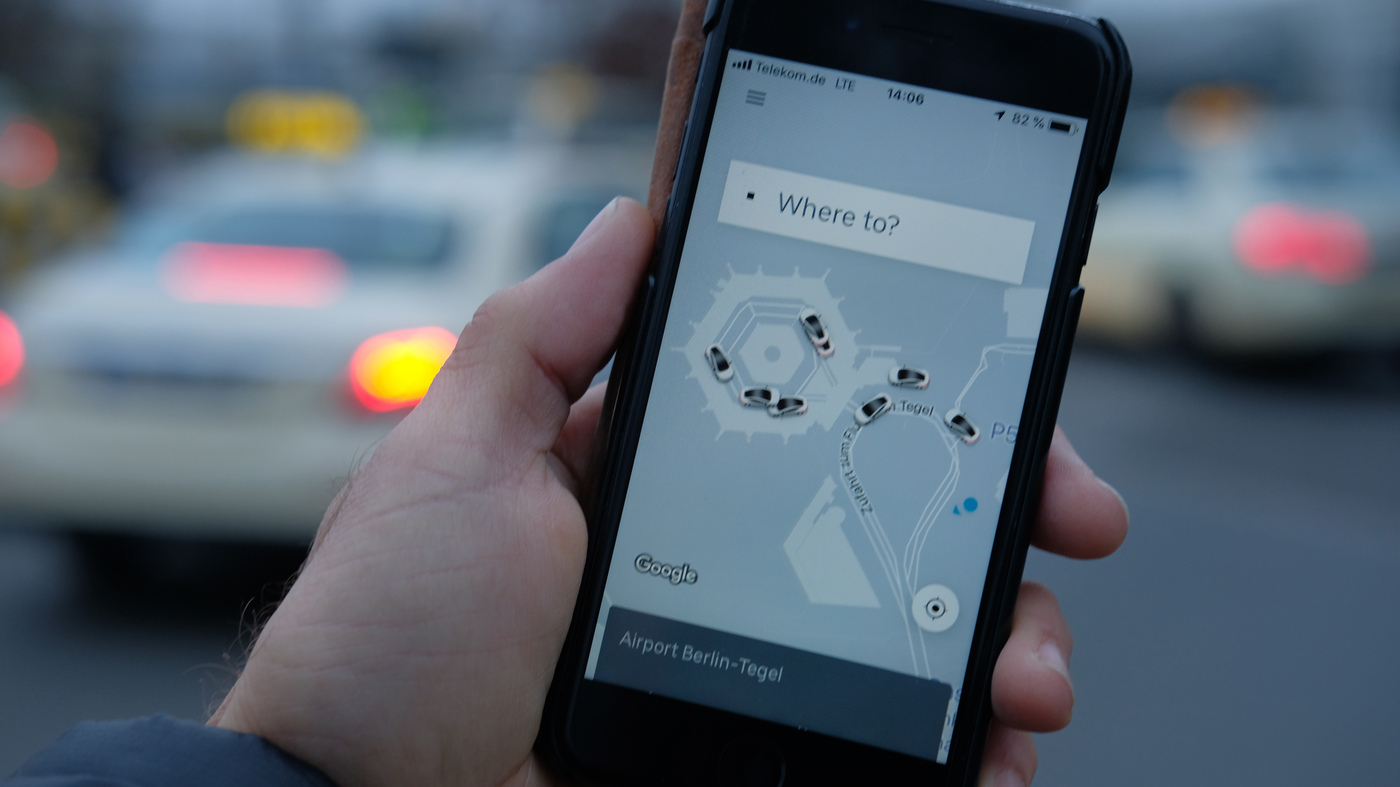 Uber Will Trade On The Stock Market At $45 A Share - NPR