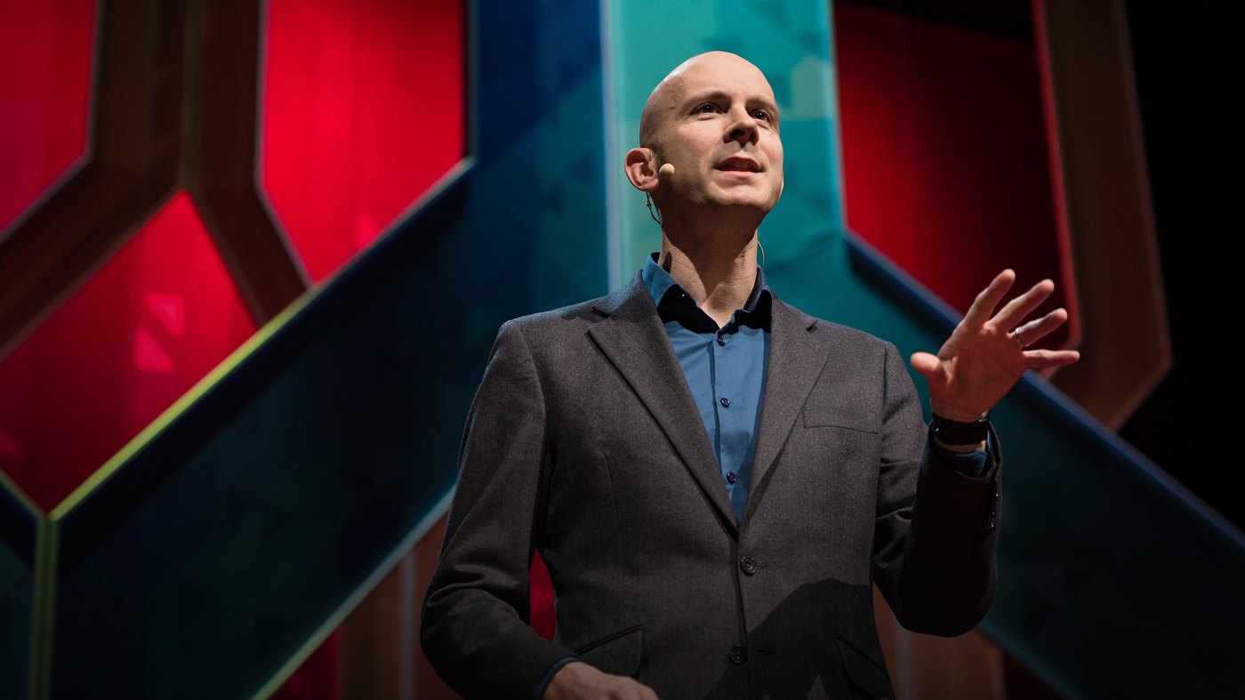 """Tim Harford: How Can """"Slow Motion Multitasking"""" Boost Our Creativity?"""