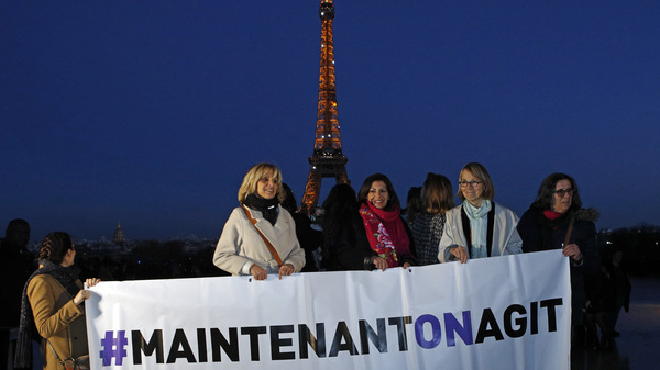 In France, The #MeToo Movement Has Yet To Live Up To Women's Hopes