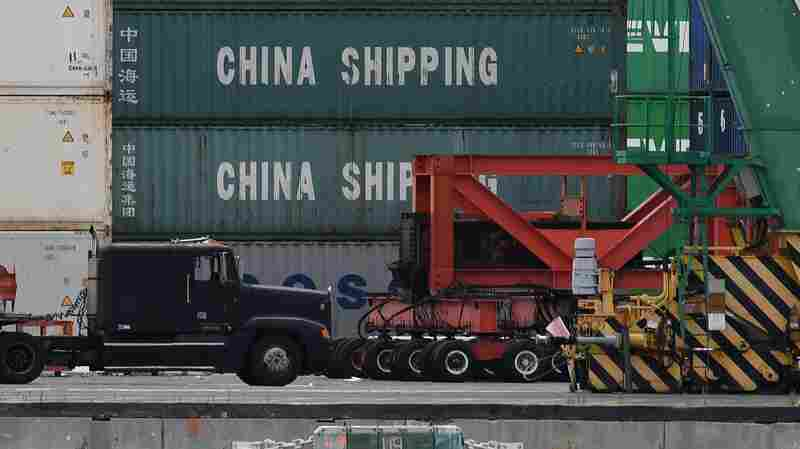 U.S.-China Trade Talks End For Now, As Higher Tariffs Take Effect