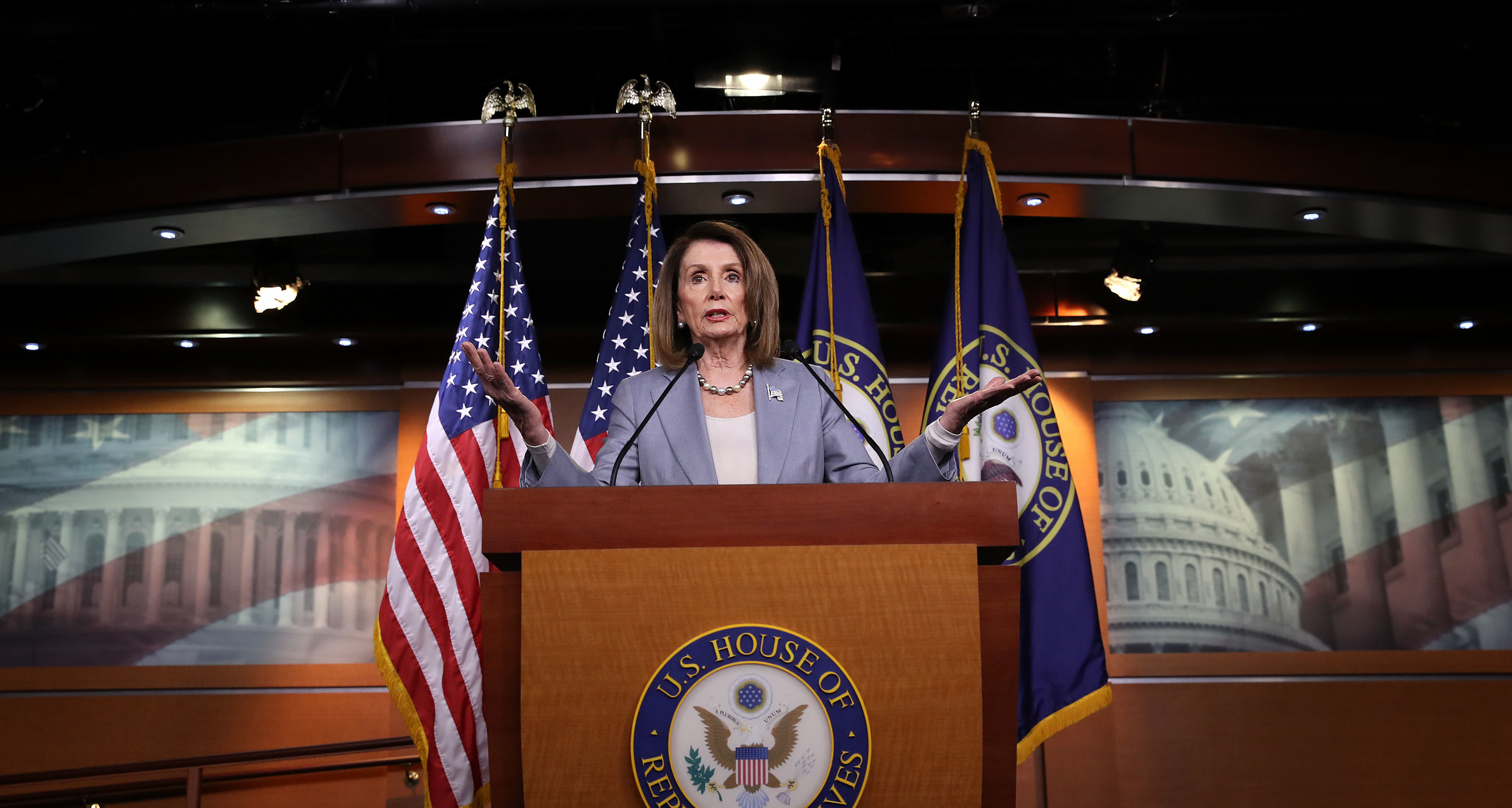 Congress' Showdown With The Executive Branch: Here's What You Need To Know