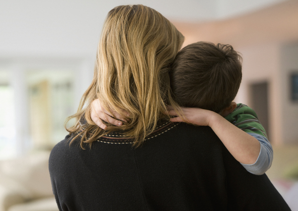 """""""We go into parenting expecting something like parity ... but it doesn't manifest,"""" says psychologist Darcy Lockman. """"Our expectations are really not being met and that leads to a lot of anger."""""""