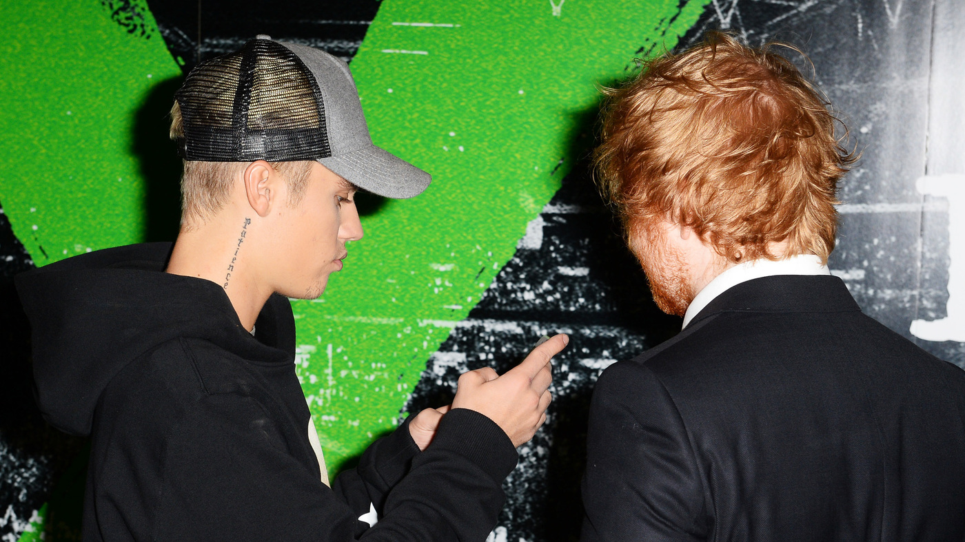 Ed Sheeran And Justin Bieber Release Their Summer Earworm