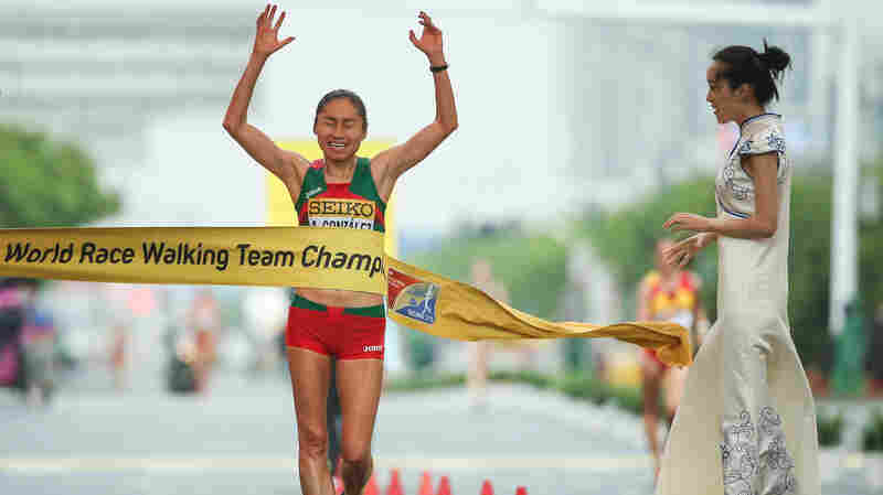 Mexico's Star Race Walker Lupita González Hit With 4-Year Ban For Doping