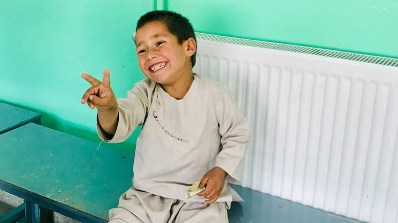 Viral Video Shows Dancing Afghan Boy With Prosthetic Leg